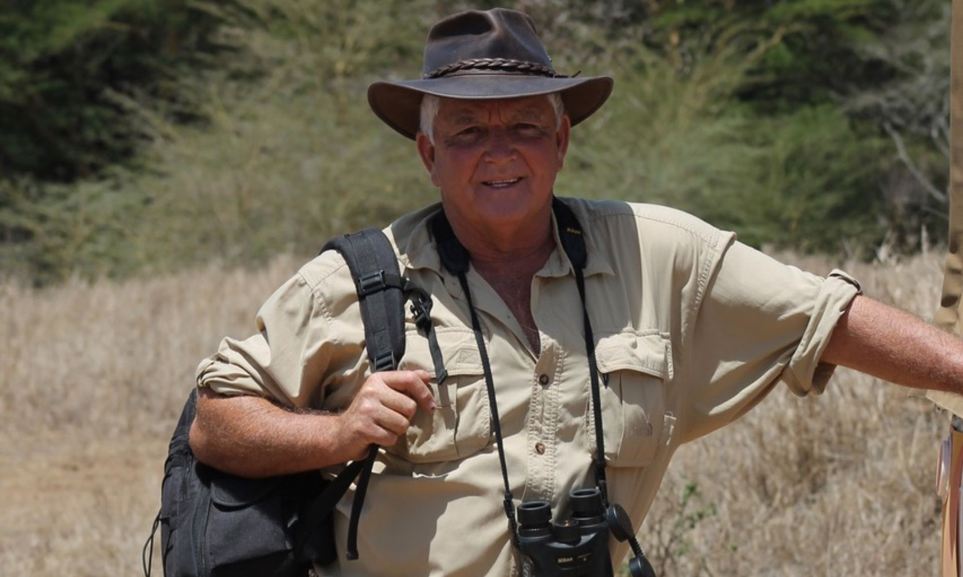 Meet Andy Roberts – Private Guide