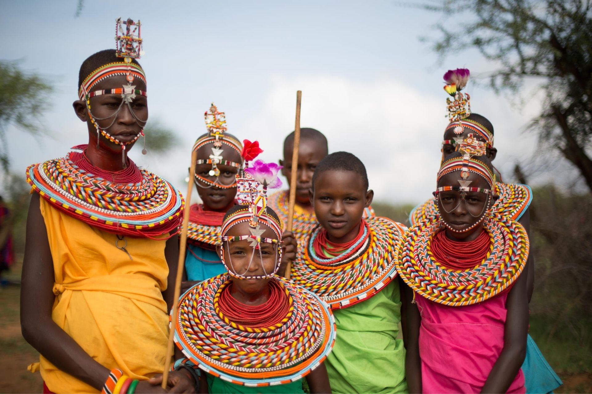 Loisaba Cultural visit